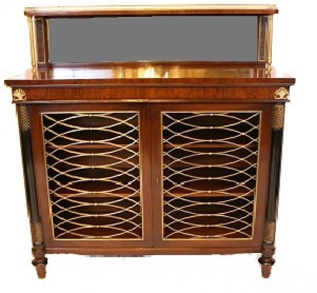 chicago antique furniture chicago antique mirror table - 650×600